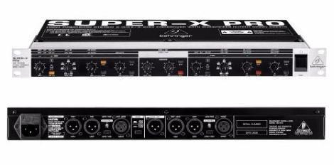 Behringer Cx2310 Crossover De 2 Vías Stéreo/3 Vías Mono en Web Electro