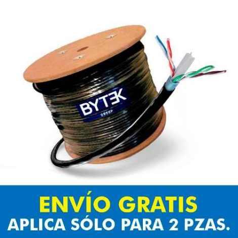 Bobina Cable Red Utp Rj45 Cat5e Blindado Prueba De Agua en Web Electro