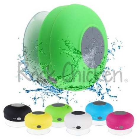 Bocina Bluetooth Manos Libres Contra Agua en Web Electro