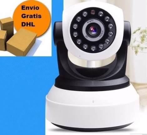 Camara P2p Seguridad Vigilancia Ip Wifi Full Hd Inalambrica en Web Electro