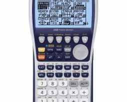 Casio Fx-9860gii Sd Graficadora en Web Electro