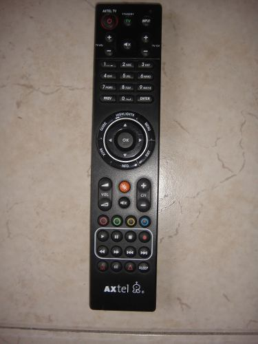 Control Para  Axtel Tv Original