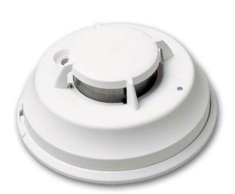 Detector Humo/calor Inalambrico Ws4916 Alarmas Dsc Promocion en Web Electro