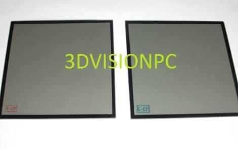 Filtro 3d Polarizado Circular Proyecciones Profesionales Op4 en Web Electro