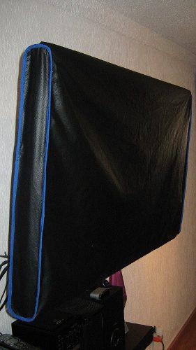 Funda Protectora De Tv O Pantalla De 70 Pulgadas en Web Electro
