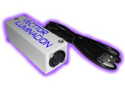 Interfaz Usb Dmx Vecttor Controla Barra De Leds Css