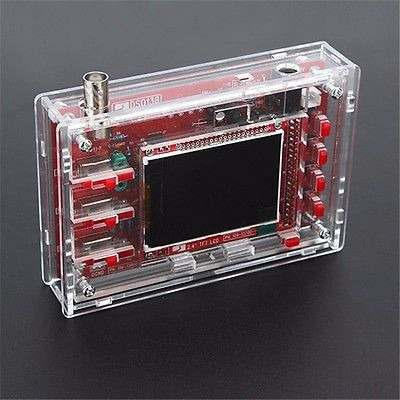 Kit Osciloscopio Dso138 Con Case 1 Ch 200 Khz en Web Electro