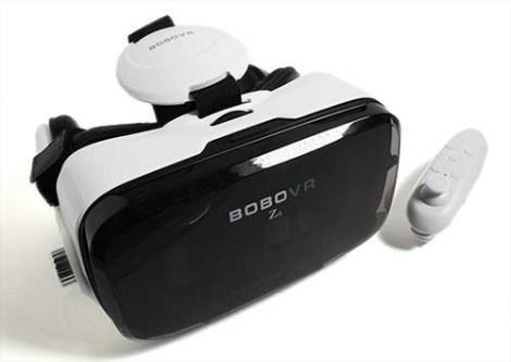 Lentes Vr Box Realidad Virtual Audífonos+control 2016 en Web Electro