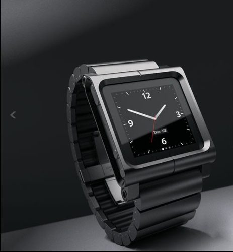 Lunatik Lynk Black Extensible