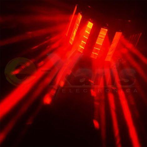 Luz Led Derby Petit Modos Secuencial Audioritmico Rgbw Xaris en Web Electro
