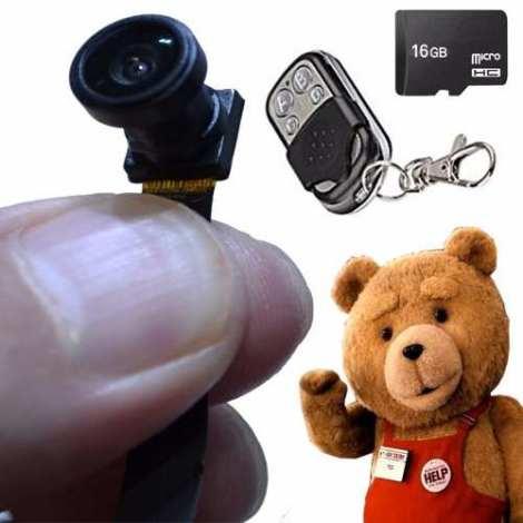 Mini Camara Espia Dvr Bateria 24 Horas Sony Full Hd Usb 16gb en Web Electro