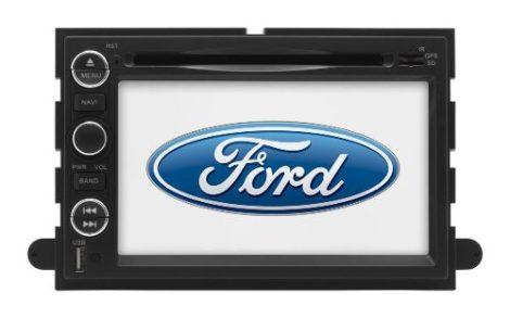 Navegador Ford Gps Dvd Bluetooth Ford Lobo Mustang Fusion en Web Electro