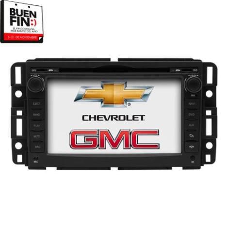 Navegador Gps Chevrolet Gmc Autoestereo Pantalla Dvd Hd en Web Electro