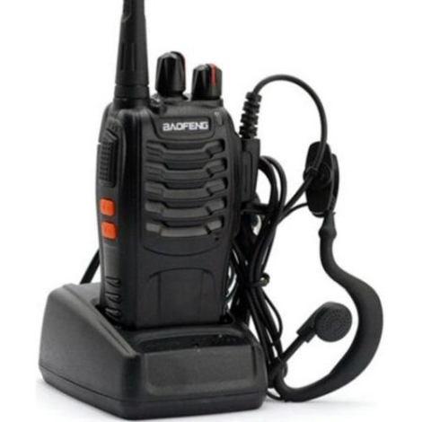 Radio Walkie-talkie Baofeng Bf-888s Delux Recargable