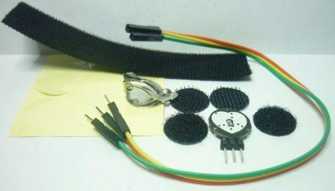 Sensor De Pulso Rtm Cardiaco Latidos Del Corazón Pic Arduino