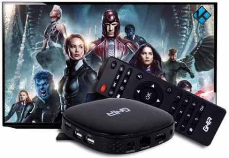 Smart Tv Quadcore Android Wifi Iptv Uhd 4k Rca Kodi Miracast en Web Electro