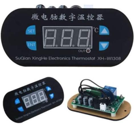 Termostato Digital Para Incubadora en Web Electro