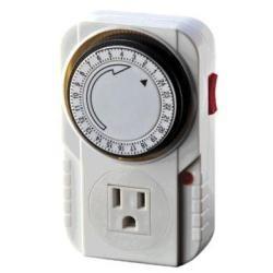 Timer  Temporizador 24 Hrs-30min Controla Luces
