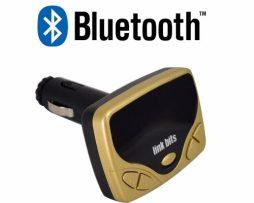 Transmisor Modulador Fm Mp3 Bluetooth Vt-008 Usb Micro Sd