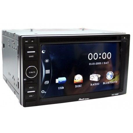 Autoestereo Touch 6.2 Bluetooth Sd Usb Camara Reversa Gratis en Web Electro