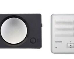 Commax Swdc244lds- Kit De Frente De Calle E Interfon Inalamb en Web Electro