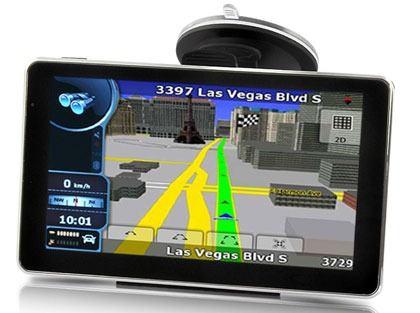 Navegador Gps 4.5 Pulgadas Bluetooth A Meses Sin Intereses en Web Electro