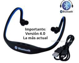 Audifonos Bluetooth Deportivos Inalámbrico V4.0