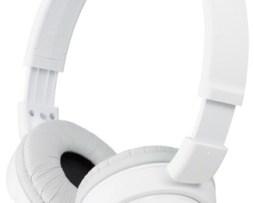 Audifonos Diadema Sony Mdr-zx110 Celulares Ipod Iphon Blanco