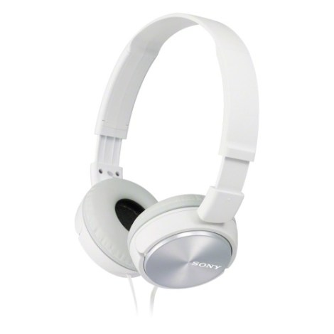Audifonos Diadema Sony Mdr-zx310 Celular Blanco