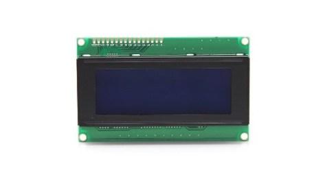 Display 20×4 – Lcd Qc2004a – Backlight Azul – Pantalla 2004