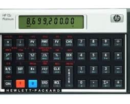 Hp 12c Platinum Calculadora Financiera - 130 Funciones In