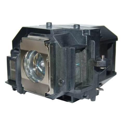 Lámpara Con Carcasa Para Epson Powerlite S8 Proyector