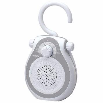 Radio De Ducha Resiste Agua Y Vapor Splash  Jensen Jwm-120