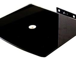 Repisa Soporte Universal Cristal Dvd Xbox Play Tocom Sky Cab