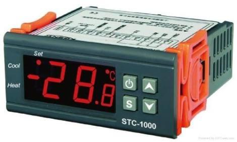 Termostato Digital Para Control De Temperatura.