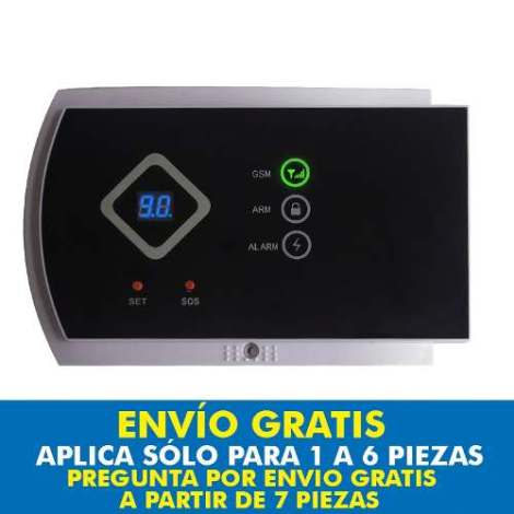 Alarma Audio Español Casa