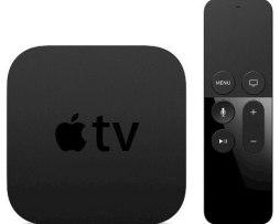 Apple Tv 64gb 4ta Generacion Mlnc2e/a Streaming Smart A129