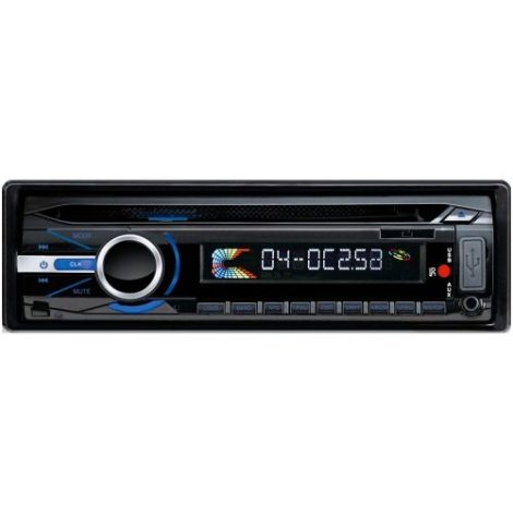 Autoestereos Vak 690 Bluetooth Dvd Aux Usb Sd Pantallas Mp3