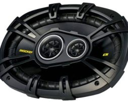 Bocinas Kicker 6x9 Cs6934 3 Vias 450 Watts Maximos
