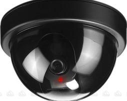 Camara Falsa De Domo Inalambrica Para Seguridad Y Vigilancia