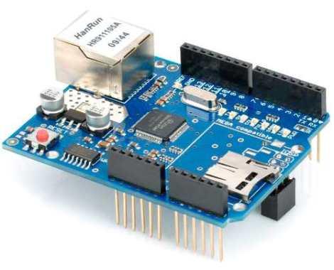 Ethernet Shield W5100 Arduino Uno Mega 2560