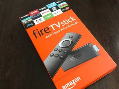 Fire Tv Stick + Kodi Sin Pagos Mensuales + Rqtv