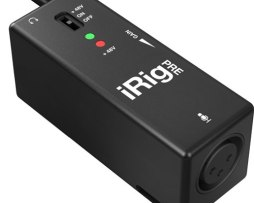Interface De Audio Irig Pre