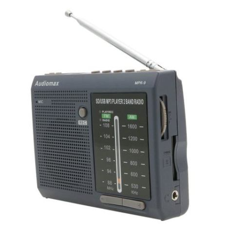 Radio Am/fm Mp3 Grabadora