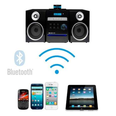 Receptor Bluetooth De Audio Para 30 Pin Speaker Dock