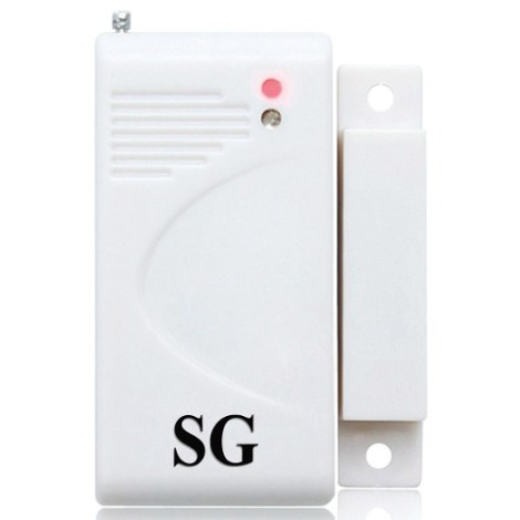 Sensor Para Puerta O Venta Alarma Casa Negocio Oficina