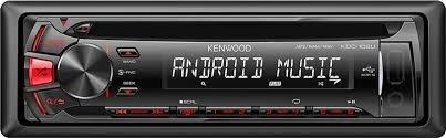Autoestereo Kenwood Kdc-102u Usb