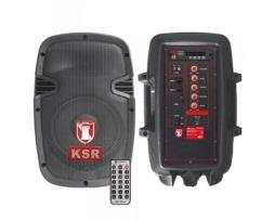 Bocina Bafle 8 Pulgadas Bluetooth Msa-7908bte Con  Microfono