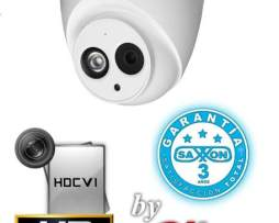 Camara Hdcvi Domo 720p Exterior Metalica Audio Saxxon Microf