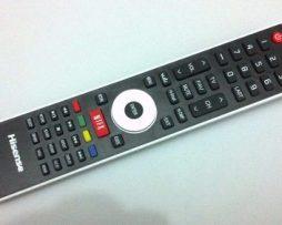 Control Hisense Smartv Nuevo Boton Netflix